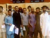 10 ملوان ایرانی زندانی در پاکستان آزاد شدند