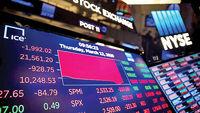 اصلاح بازارهای سهام آمریکا پس از ثبت رکورد جدید