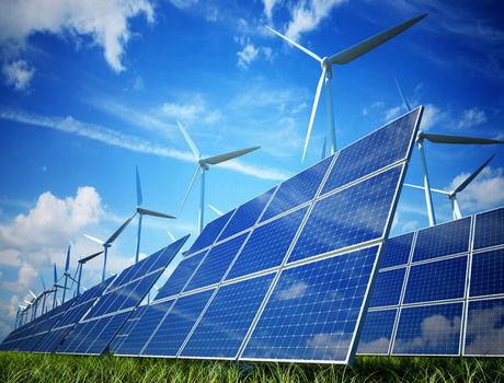 سرمایهگذاری در انرژیهای تجدید پذیر در کشورها +اینفوگرافیک