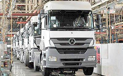 غفلت خودروسازان تجاری از جاده برجام