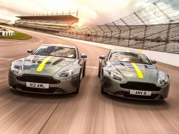 Aston Martin Vantage AMR (2018)