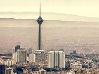 توقف ساخت ۱۰۰برج و آپارتمان در تهران