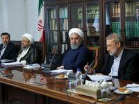 توضیحات لاریجانی درباره تصمیمات شورای هماهنگی قوای سهگانه