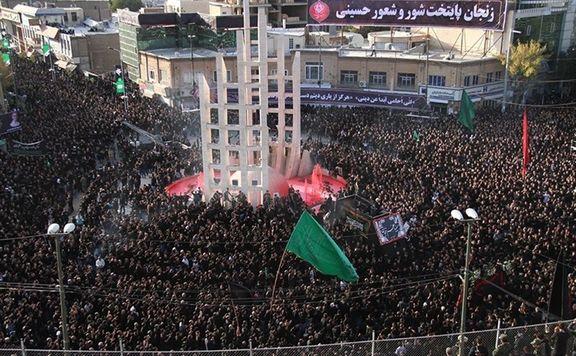 بیمه آسیا بزرگترین اجتماع عزاداری شیعیان جهان را تحت پوشش قرار داد