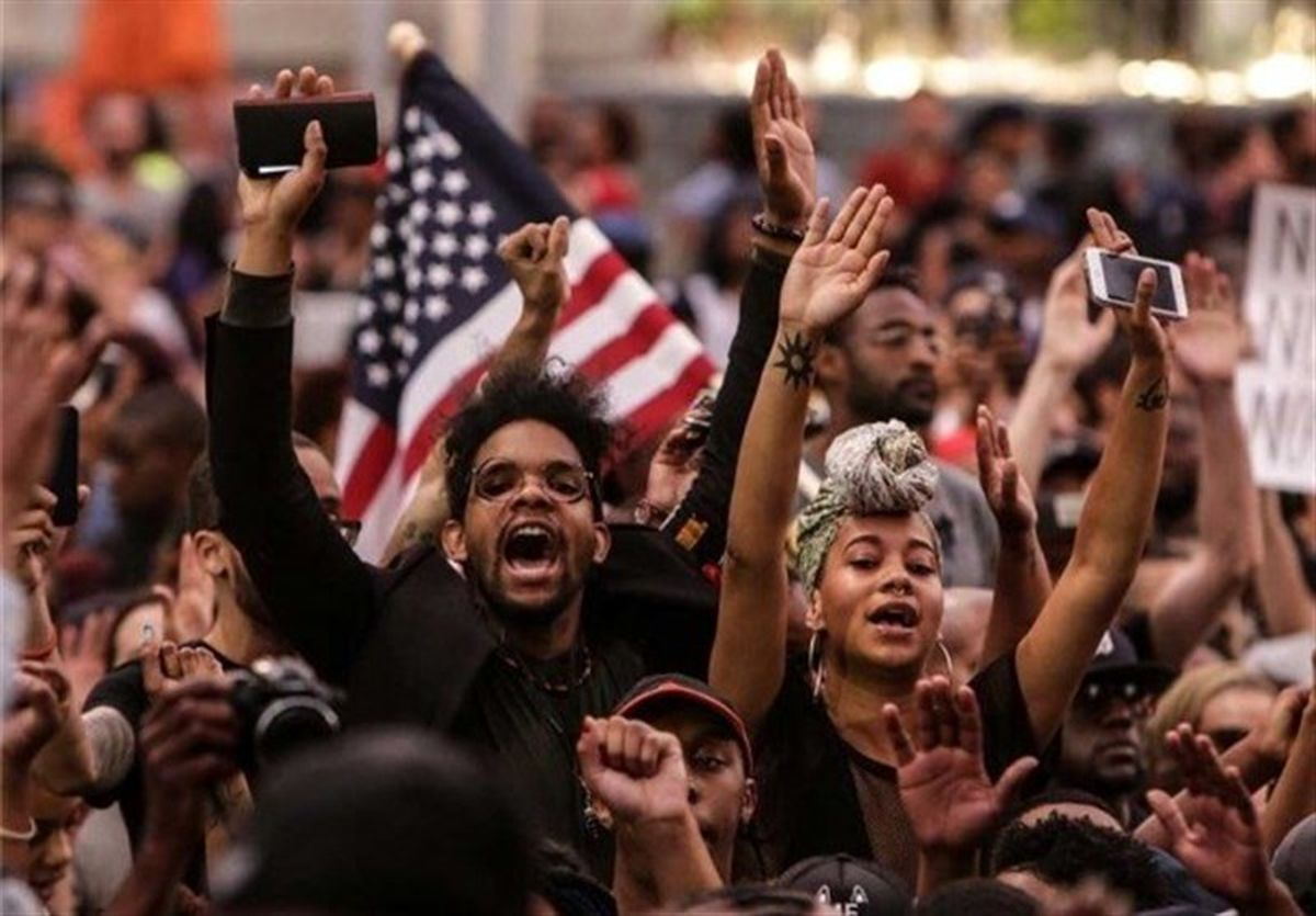 بیش از ۶۰۰نفر از معترضان انتخابات آمریکا را بازداشت شدند