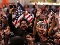 خشونت خیابانی در واشنگتن