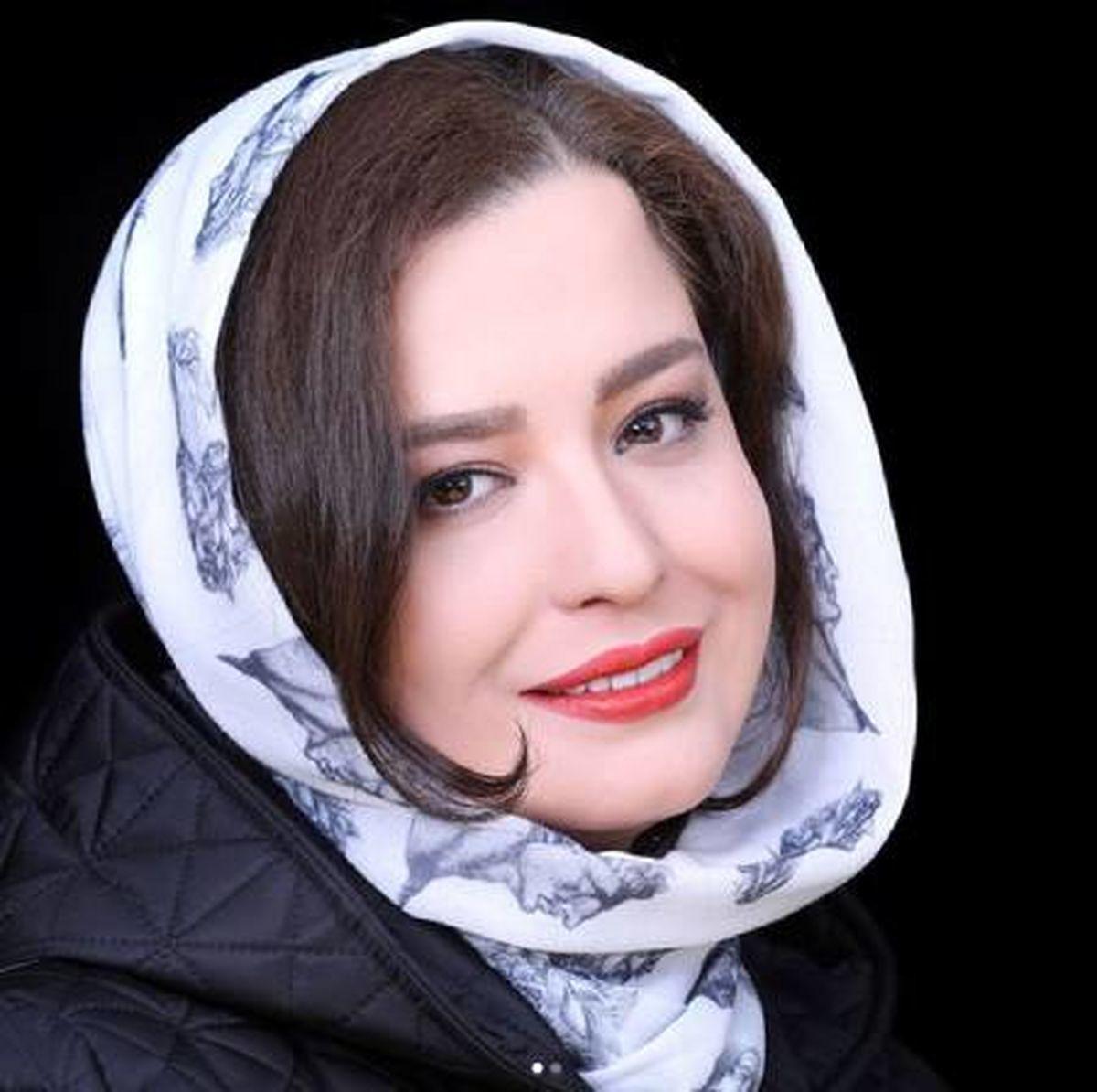 استایل ساده مهراوه شریفی نیا + عکس