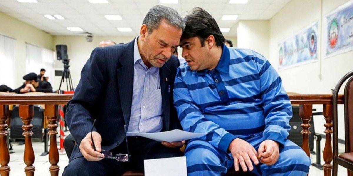 حکم اعدام روح الله زم تایید شد