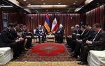 روحانی:درزمینه سوآپ انرژی آماده همکاری باارمنستان هستیم