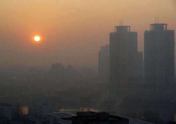 کیفیت هوای تهران همچنان ناسالم برای گروههای حساس