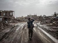 آخرین نیروهای داعش در سوریه +تصاویر
