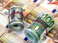 نرخ انواع ارز در بازار امروز/ دلار امروز چند؟