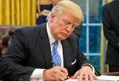تصمیم ترامپ درباره فروش نفت خام ایران