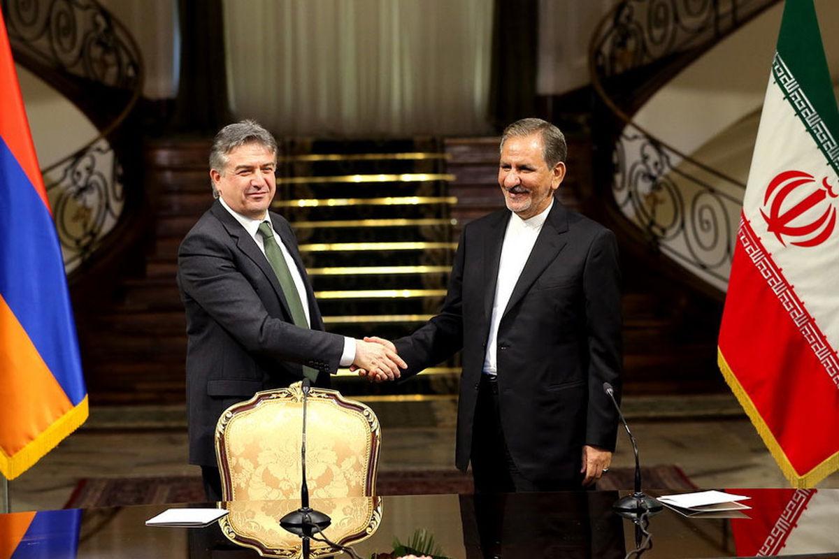 ارمنستان خواهان افزایش خرید گاز از ایران است/ امکان تبدیل ایران و ارمنستان به پل ارتباطی خلیجفارس و دریای سیاه