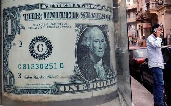 ریزش دلار در جهان
