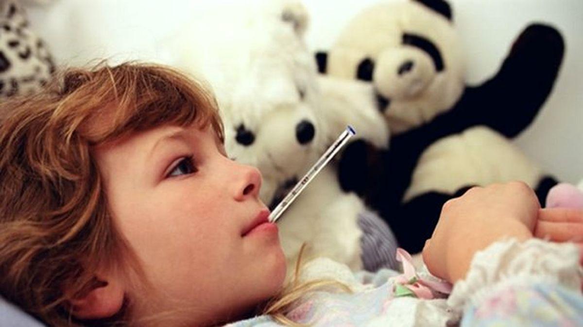 مرز باریک آنفلوآنزا و کرونا در کودکان