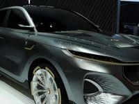 معرفی کانسپت جدید دانگ فنگ در نمایشگاه خودرو پکن