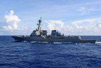 ادعا امریکا برای کمک رسانی به یک قایق ماهیگیری ایرانی