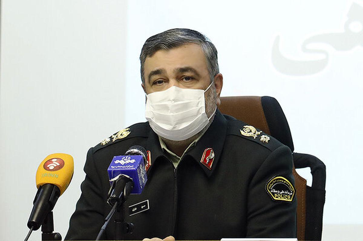 درخواست ناجا برای اختصاص واکسن کرونا به ماموران پلیس