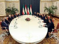 روابط تهران-دوشنبه در مسیر منافع 2ملت گسترش یابد/ تاکید بر حضور گستردهتر شرکتهای ایرانی در تاجیکستان