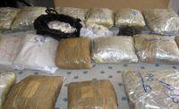 بیش از ۴۰۰ تن مواد مخدر از ابتدای امسال کشف شد