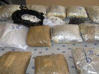 کشف محموله سنگین موادمخدر و هلاکت ۲قاچاقچی مسلح