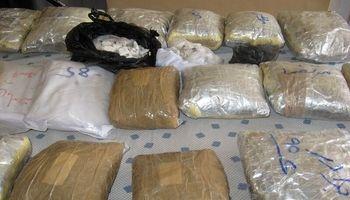 کشف یک تن و 518کیلو مواد مخدر در شهرستان خاش