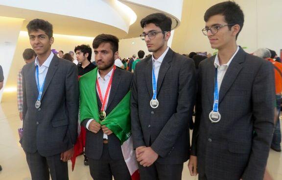 ایران مقام چهارم المپیاد جهانی کامپیوتر را کسب کرد