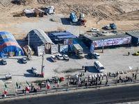 قرنطینه انسانی در مرزهای کشور برای پیشگیری از کرونا