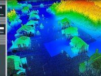 فناوری جدید تصویری در پهپاد برای مبارزه با آتش