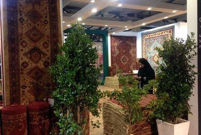 افتتاح بيست و همفتمين نمايشگاه فرش دستبافت