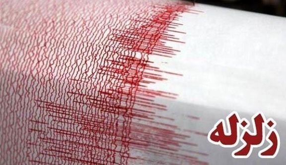 زلزله ۴.۶ریشتری در هجدک کرمان