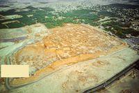 بزرگترین سازهٔ خشتی در جهان +عکس