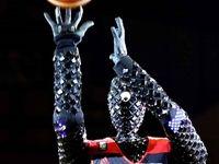رکوردزنی عجیب روبات بسکتبالیست تویوتا +عکس