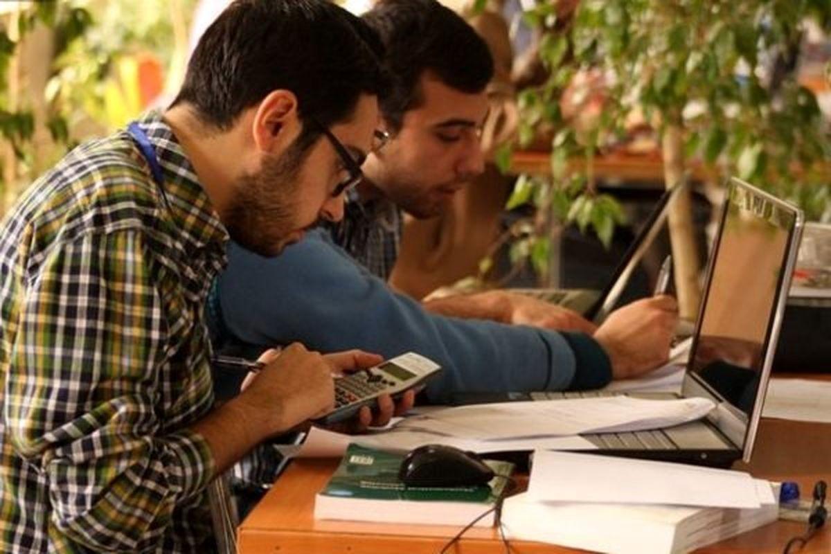 نحوه محاسبه نمره امتحانات پایانترم دانشجویان اعلام شد