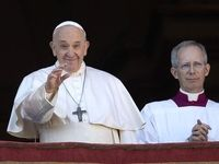 پیام کریسمس پاپ