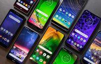 متوسط قیمت گوشیهای وارداتی چند؟
