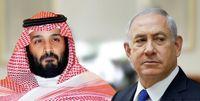 نتانیاهو و بنسلمان درباره تشکیل جبهه واحد علیه ایران صحبت کردند