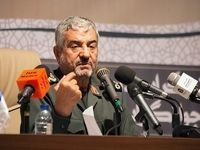 سرلشکر جعفری: سپاه در فعالیتهای اقتصادی ورود پیدا نمیکند