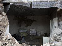وضعیت روستاییان خوی بعد از زلزله +عکس