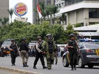 پلیس اندونزی رهبر گروه هوادار داعش را دستگیر کرد