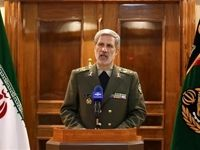 وزیر دفاع: بودجه دفاعی ۲۱درصد افزایش مییابد