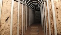 کشف شکنجهگاه مخوف تروریستها در دوما +عکس
