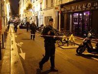 حمله  داعش با چاقو در پاریس +تصاویر