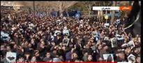 بازتاب راهپیمایی گسترده مردم ایران در محکومیت جنایت آمریکا +فیلم
