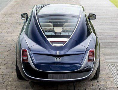 گرانترین خودروی لوکس جهان ساخته شد +عکس