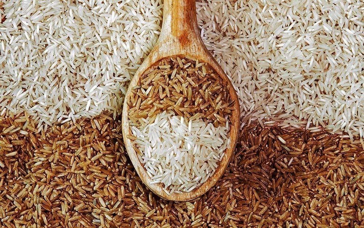 برنج قهوه ای برای سلامت مفید است یا برنج سفید؟