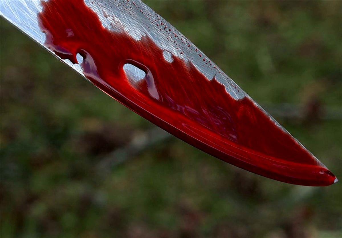 قتل نوجوان با ضربات چاقو