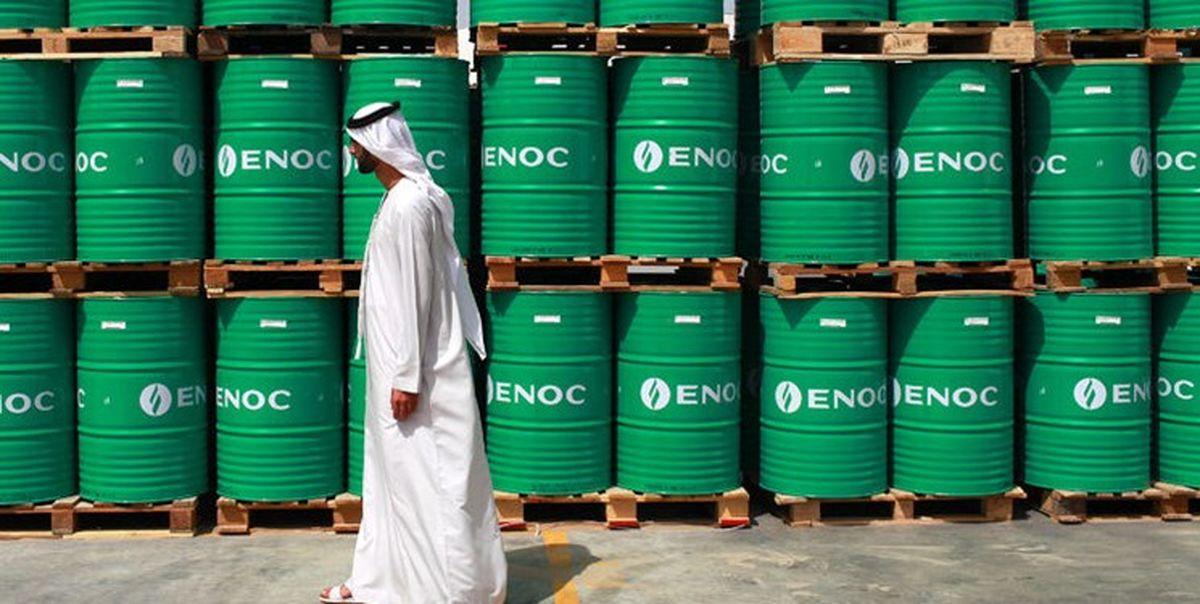 افزایش عرضه نفت امارات به آسیا