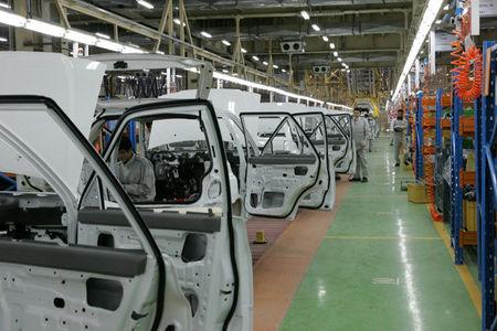 ۹.۶ درصد؛ حداکثر میزان افزایش قیمت خودروهای داخلی